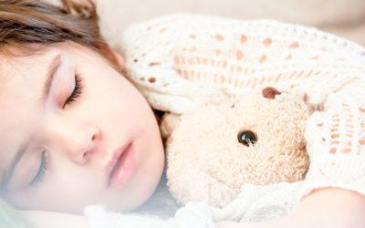 Sophrologie pour le sommeil des tout petits