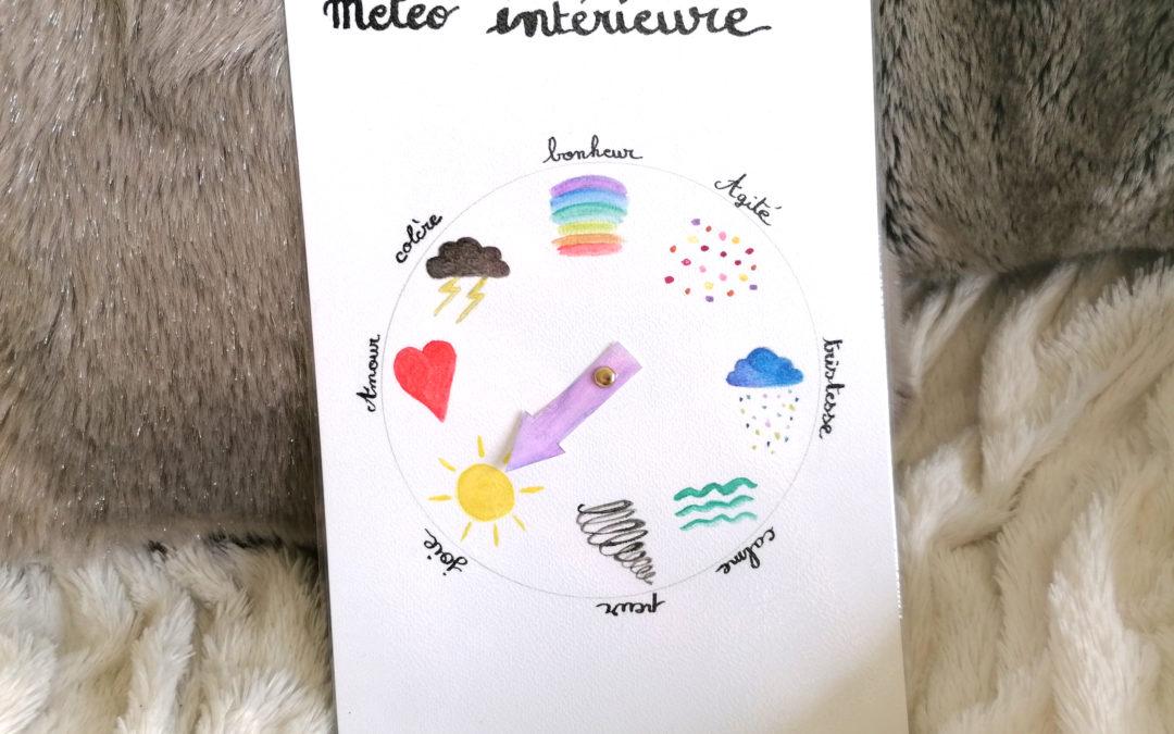 Fabriquer une roue de météo intérieure